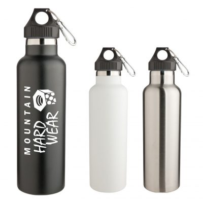 26 oz Boulder Stainless Double Wall Vacuum Bottle