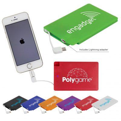 Cordless iPhone Power Bank