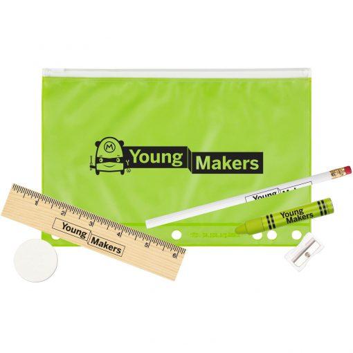 Intelligent Pencil Pouch Kit