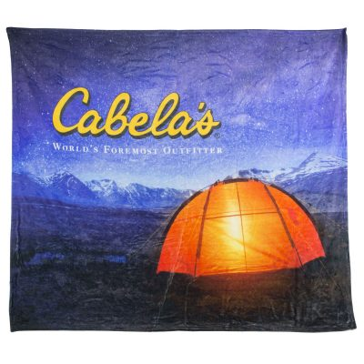 "50"" x 60"" Full Color Silk Touch Blanket (50""x60"")"