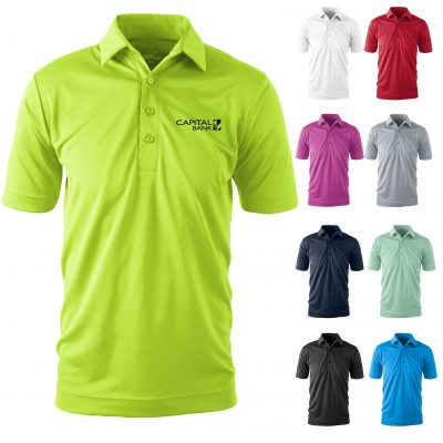Omni Mens Boston Polo' Shirt