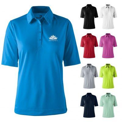 Omni Womens Boston Polo' Shirt