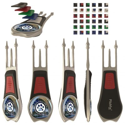 Pitchfix Tour Edition Ball Mark Repair Tool 2.5