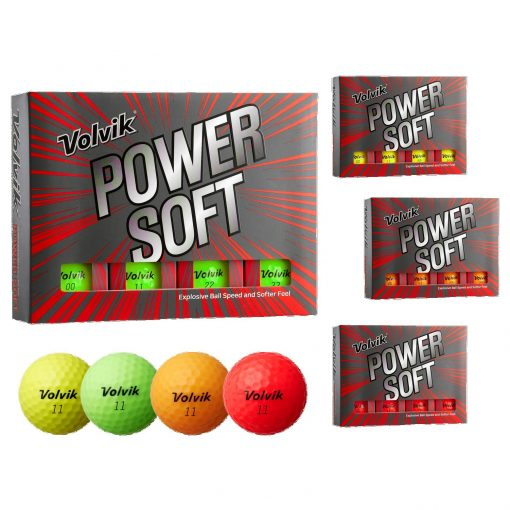 Volvik Power Soft - Glossy Ball