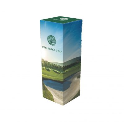Custom Printed Golf Ball Sleeve