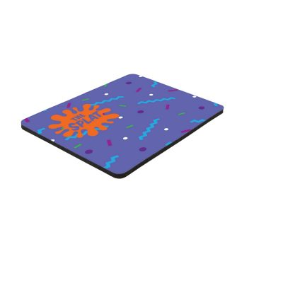 "Full Color Hard Mouse Pad (8""x6""x1/8"")"