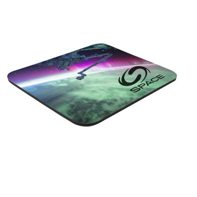 """Full Color Hard Mouse Pad (9 1/2""""x8""""x1/4"""")"""