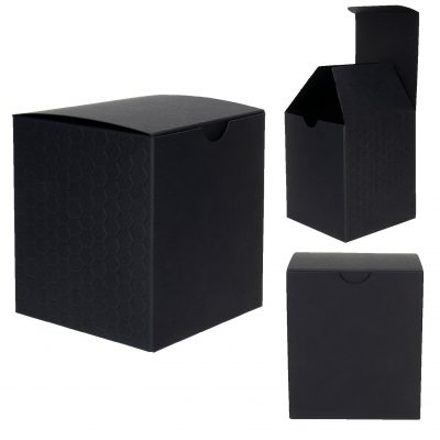 Stock Black Gift Box - 15 oz Mugs