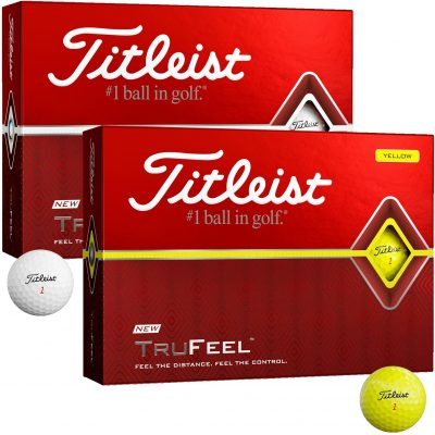 Titleist Tru Feel Golf Ball