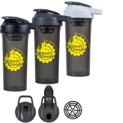27 oz USA Made Protein Sport Shaker Bottle