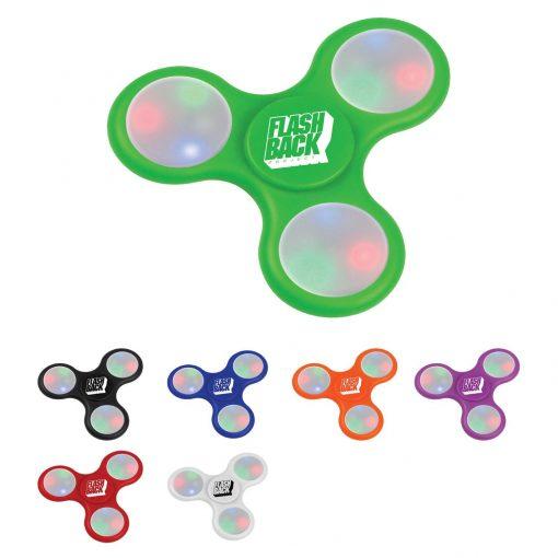 Flashback LED Spinner