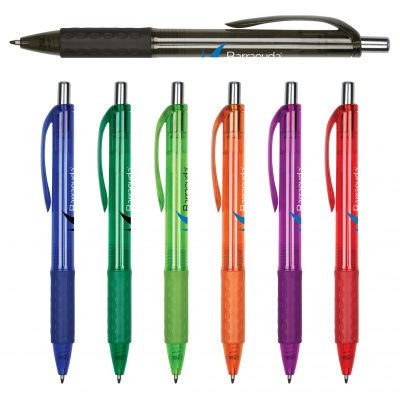 Mission Translucent Matching Gripper Pen