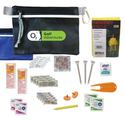 Practical Golf Safety and Wellness Kit