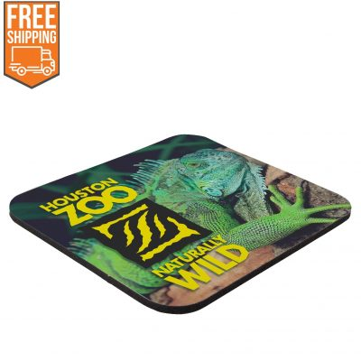 """7"""" x 8"""" x 1/16"""" Full Color Soft Mouse Pad - Free FedEx Ground Shipping"""