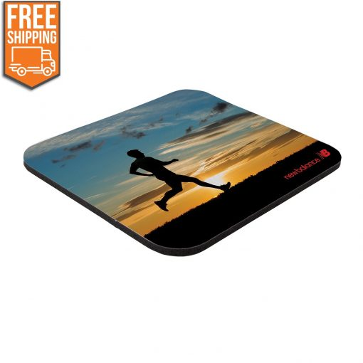 """7"""" x 8"""" x 1/8"""" Full Color Soft Surface Mouse Pad - Free FedEx Ground Shipping"""