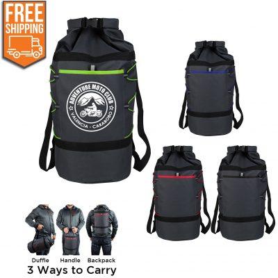 Adventure Duffle Bag - Free FedEx Ground Shipping