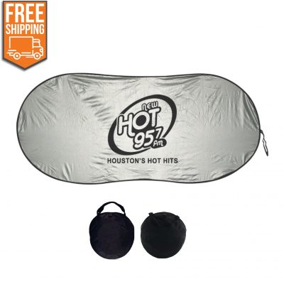 Deluxe Windshield Shade - Free FedEx Ground Shipping