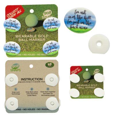 Custom Wearable Golf Marker